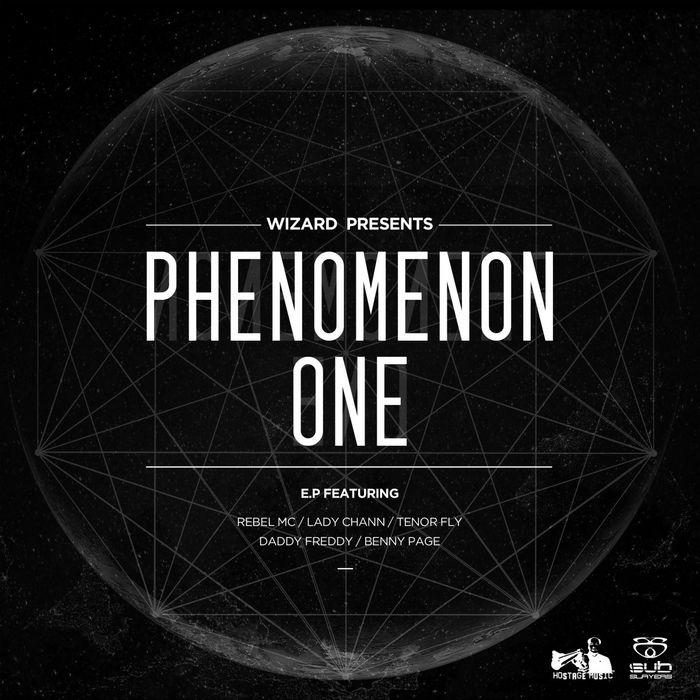 WIZARD - Phenomenon One The EP