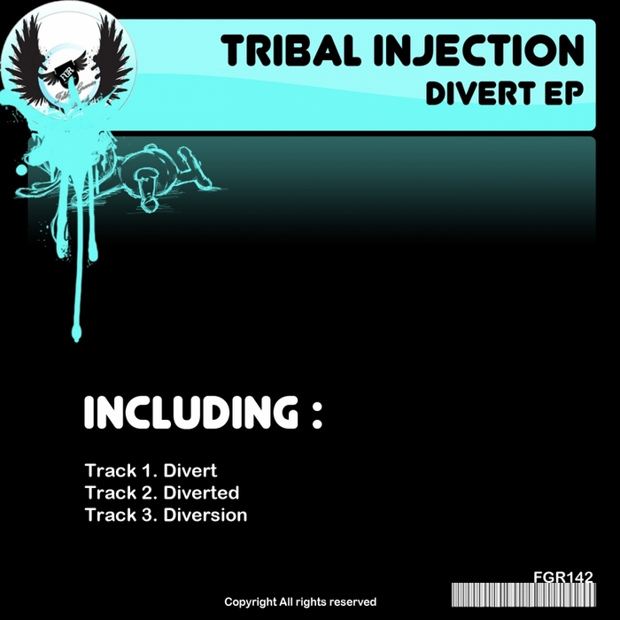 TRIBAL INJECTION - Divert EP