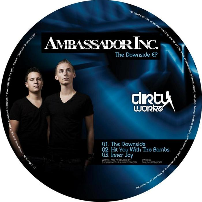 AMBASSADOR INC - The Downside EP