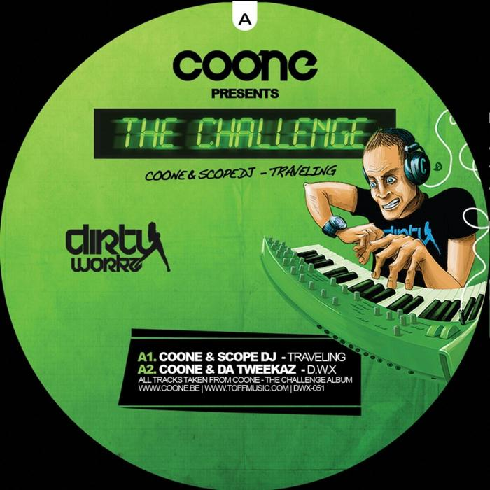 COONE/SCOPE DJ - Traveling