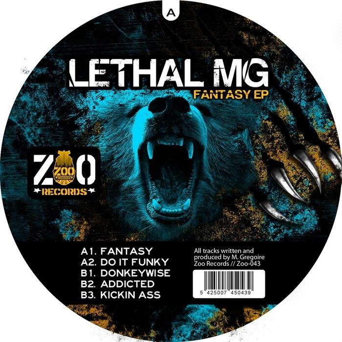LETHAL MG - Fantasy EP