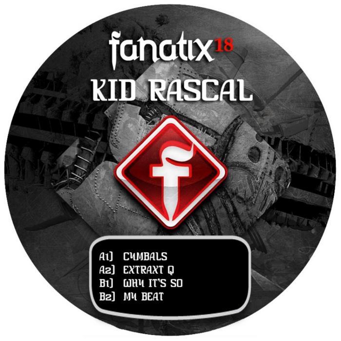 KID RASCAL - Cymbals EP