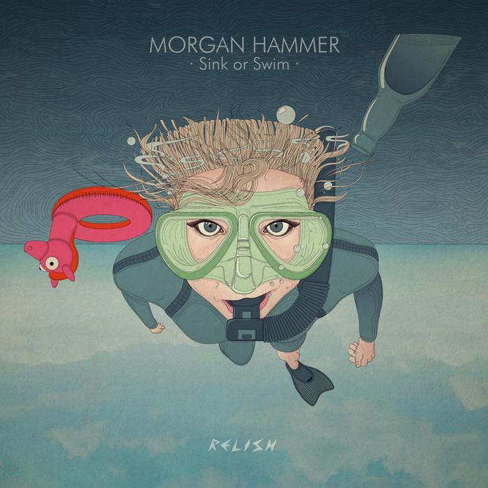 HAMMER, Morgan - Sink Or Swim