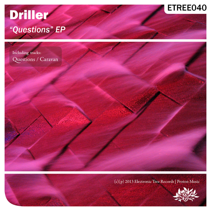 DRILLER - Questions