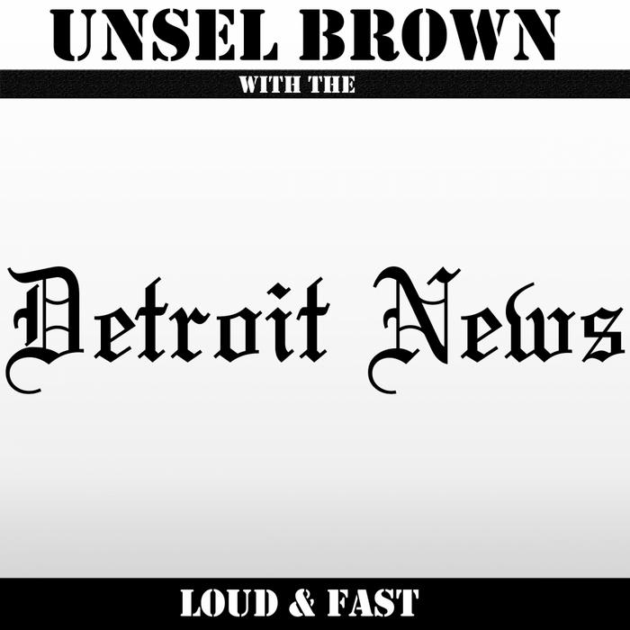 BROWN, Unsel - Detroit News