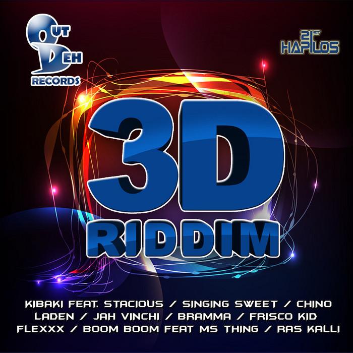VARIOUS - 3D Riddim