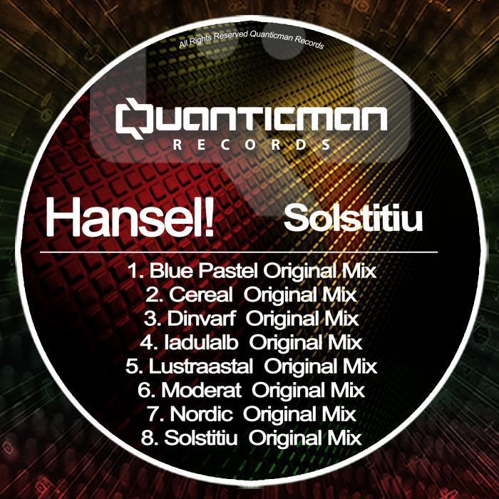 HANSEL - Solstitiu (The Album)