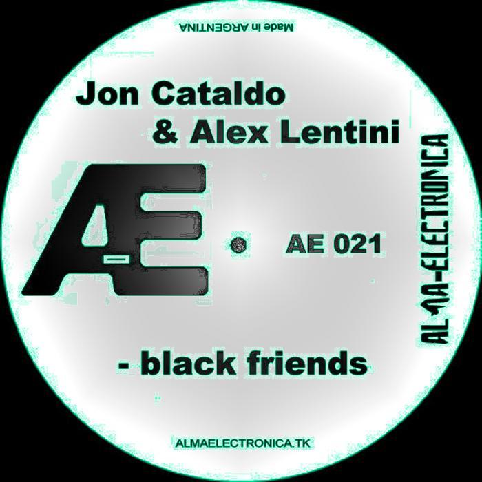 CATALDO, Jon - Black friends