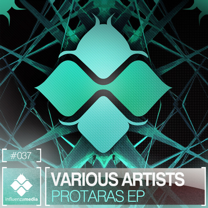 MAGE/PRESENTS/ANTH M/TOBAX - Protaras EP