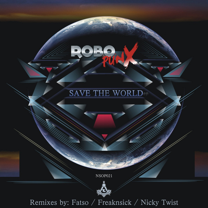 ROBOPUNX - Save The World EP