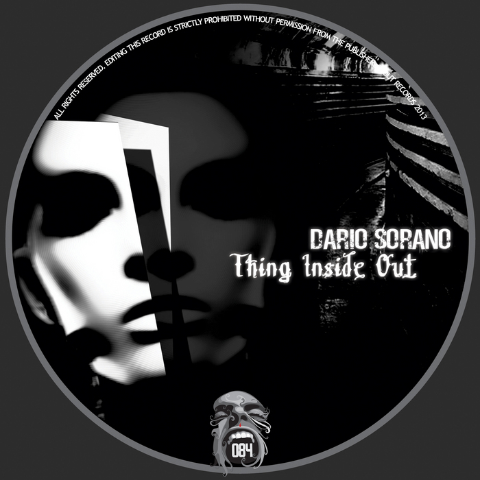 SORANO, Dario - Thing Inside Out