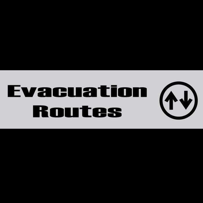 GENIE & GB, The - Evacuation Routes EP