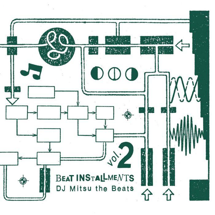MITSU THE BEATS - Beat Installments Vol 2