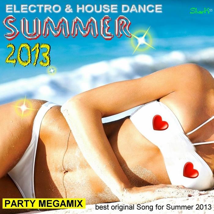 VARIOUS - Electro & House Dance Summer 2013 (Megamix)