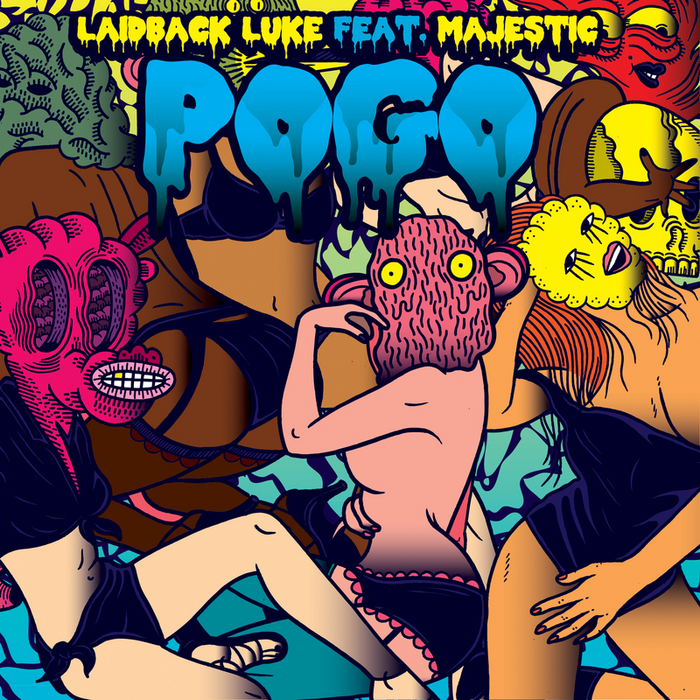 LAIDBACK LUKE feat MAJESTIC - Pogo