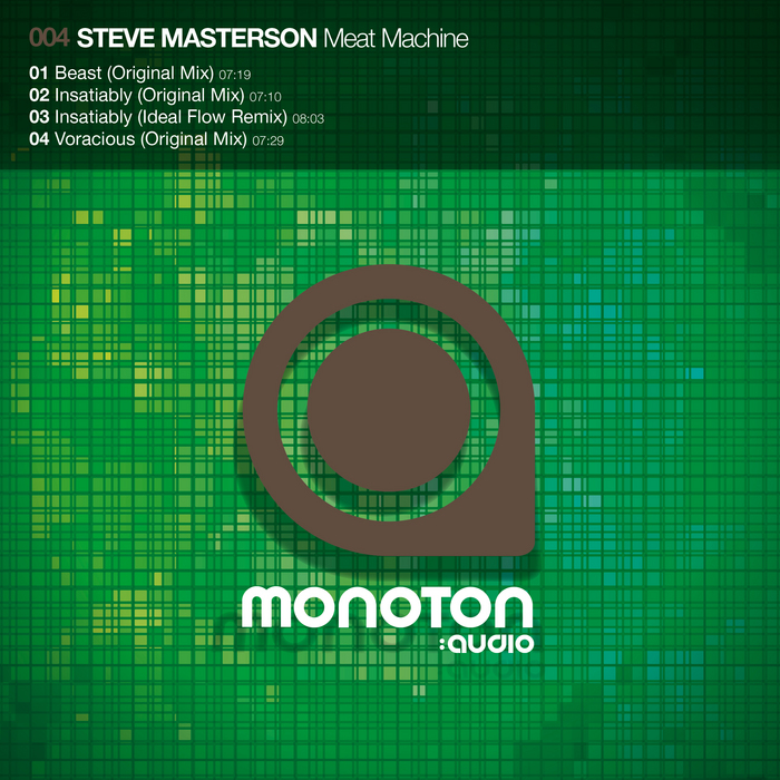 MASTERSON, Steve - Meat Machine