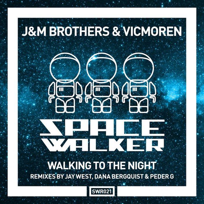 J&M BROTHERS/VICMOREN - Walking To The Night