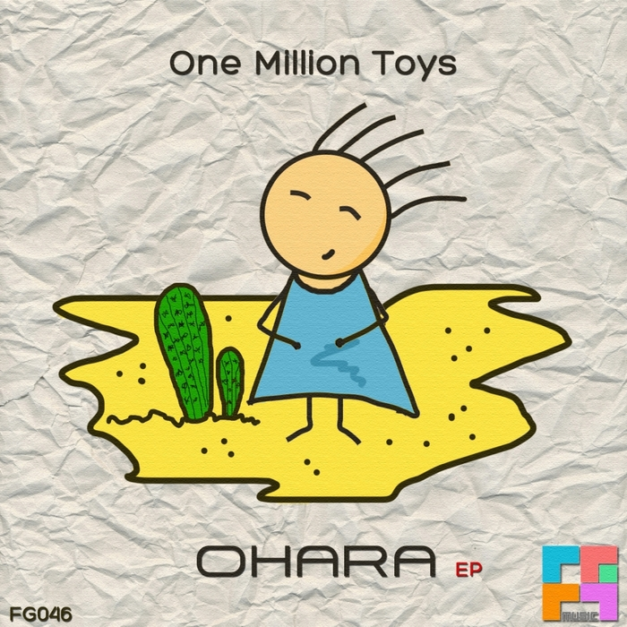 ONE MILLION TOYS - Ohara EP