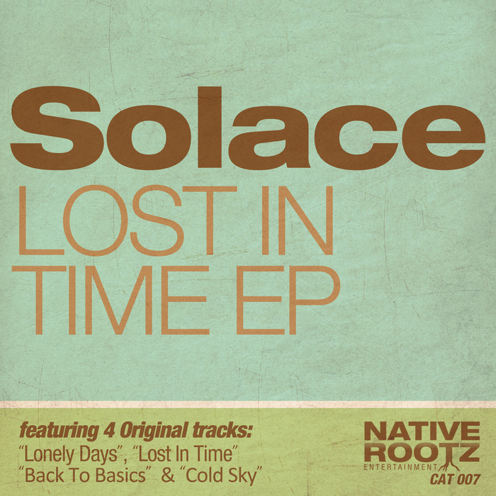 SOLACE - Lost In Time