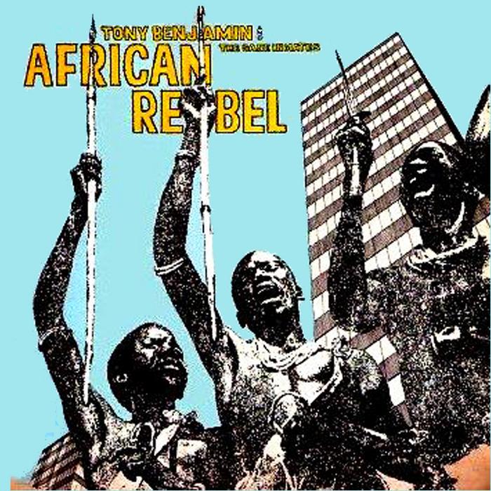 BENJAMIN, Tony - African Rebel