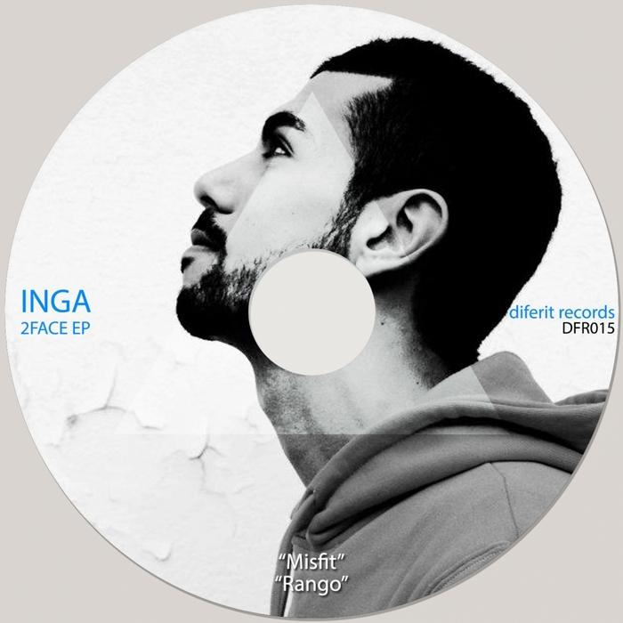 INGA - 2 Face EP