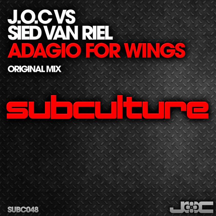 JOC vs SIED VAN RIEL - Adagio For Wings