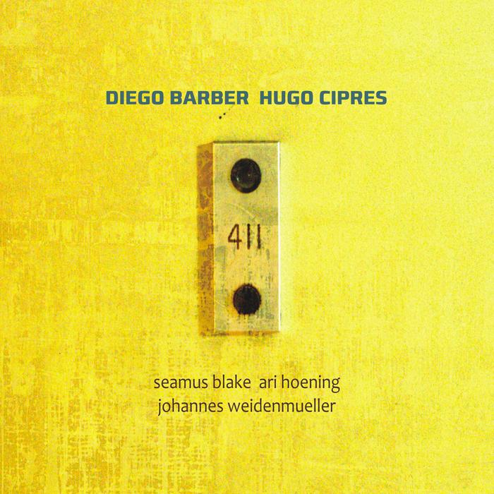 BARBER, Diego/HUGO CIPRES - 411