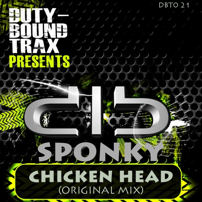 SPONKY - Chicken Head