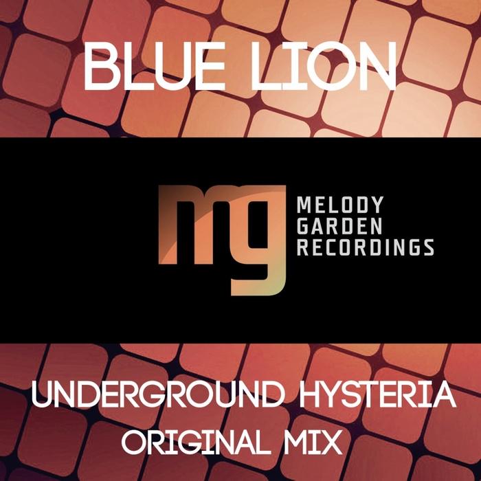 BLUE LION - Underground Hysteria