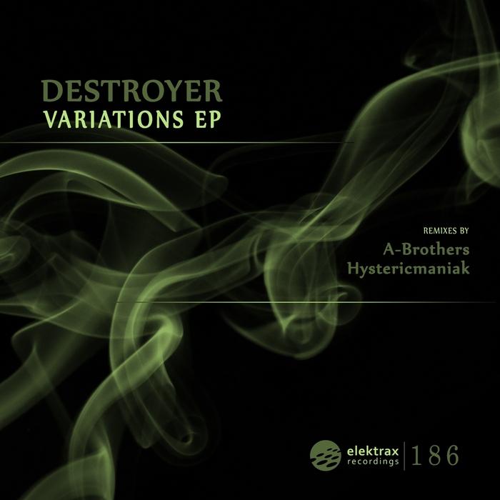 DESTROYER - Variations EP