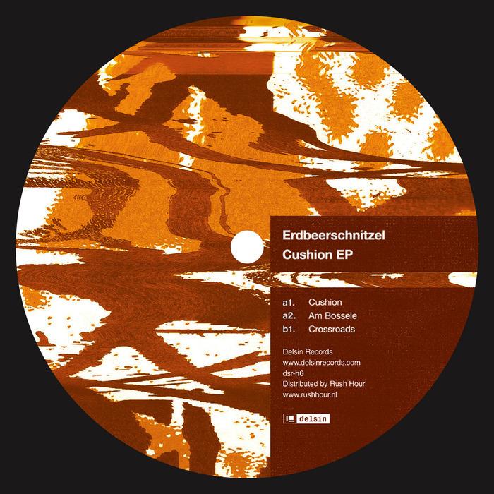 ERDBEERSCHNITZEL - Cushion EP