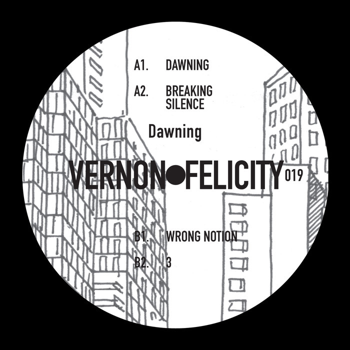 FELICITY, Vernon - Dawning EP