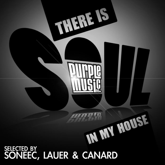 CANARD/LAUER/SONEEC/VARIOUS - There Is Soul In My House
