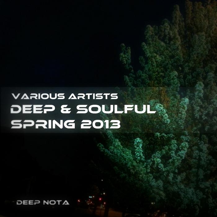 VARIOUS - Deep & Soulful (Spring 2013)