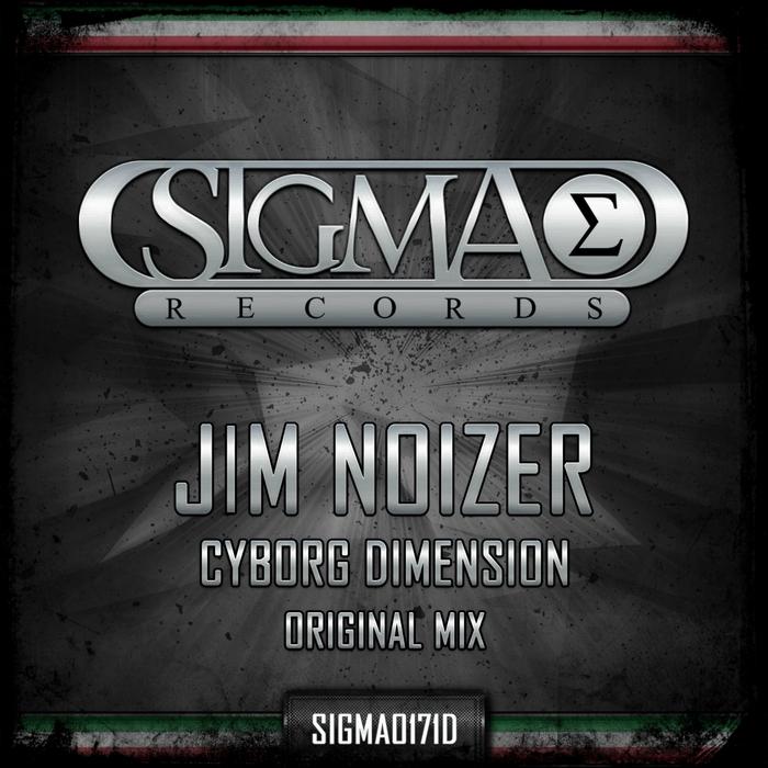 NOIZER, Jim - Cyborg Dimension