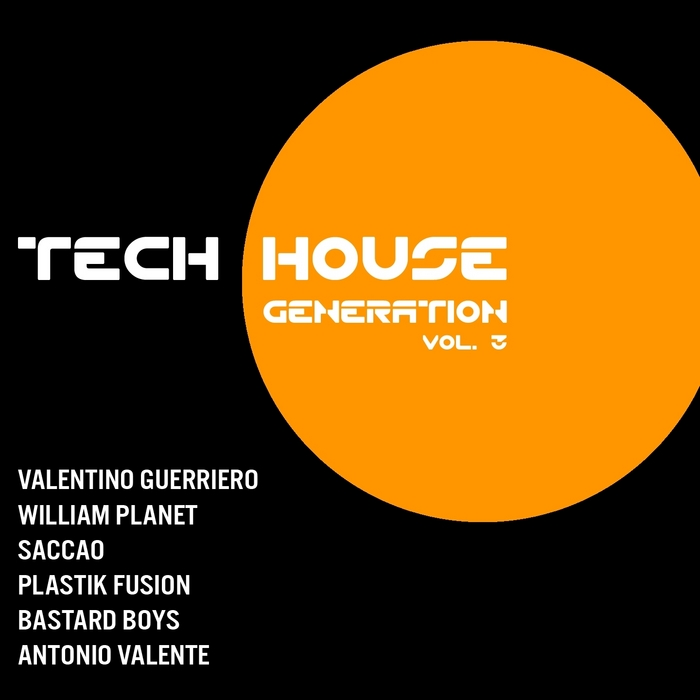 VARIOUS - Tech House Generation Vol 3