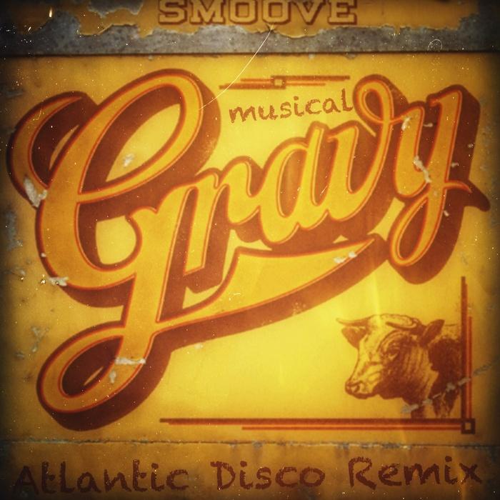 SPANKY MONKEY - Musical Gravy