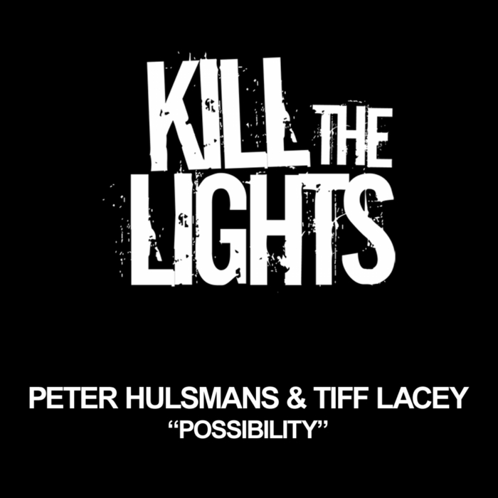 HULSMANS, Peter/TIFF LACEY - Possibility