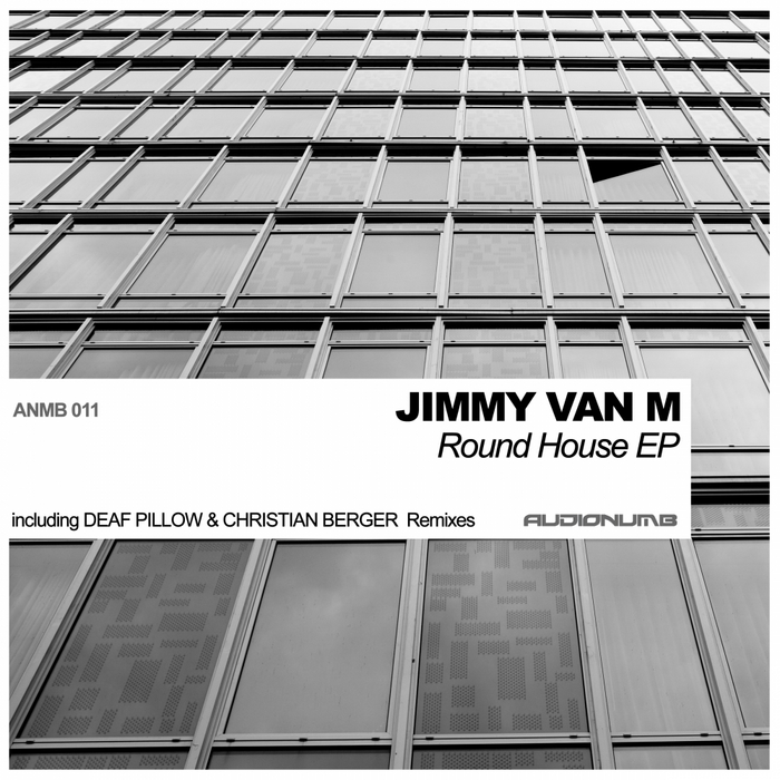 VAN M, Jimmy - Round House EP