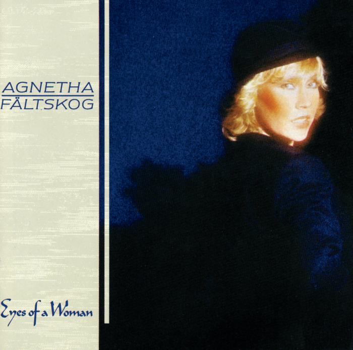AGNETHA FALTSKOG - Eyes Of A Woman