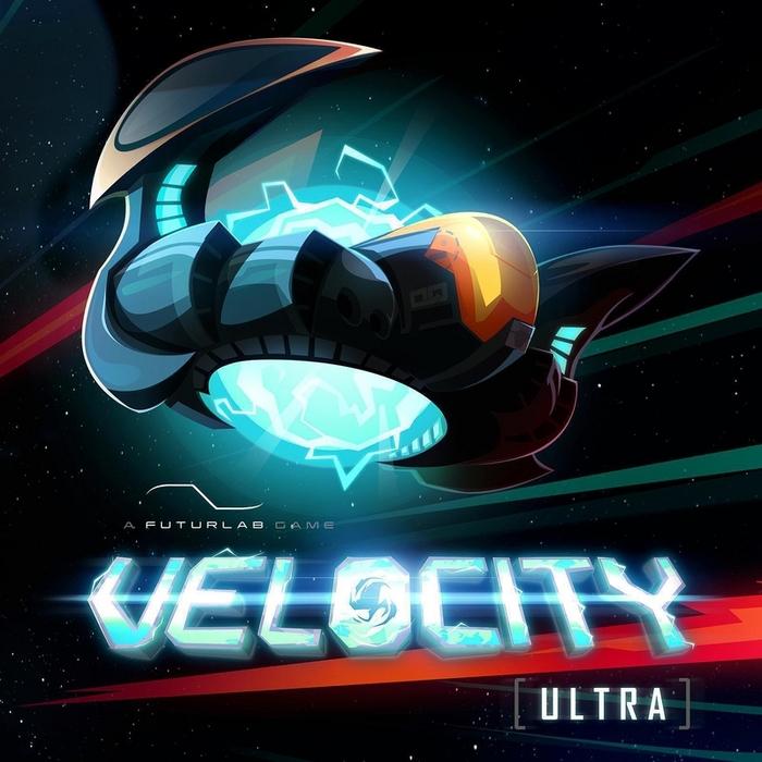 MARSDEN, James/JORIS DE MAN - Velocity Ultra (Original Soundtrack)