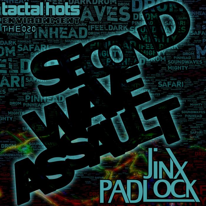 JINX PADLOCK - Second Wave Assault (SWA mix)