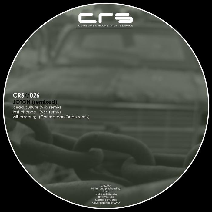 JOTON - CRS 026