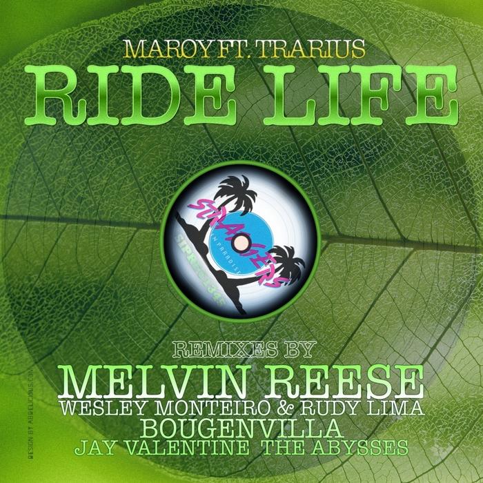 MAROY feat TRARIUS - Ride Life