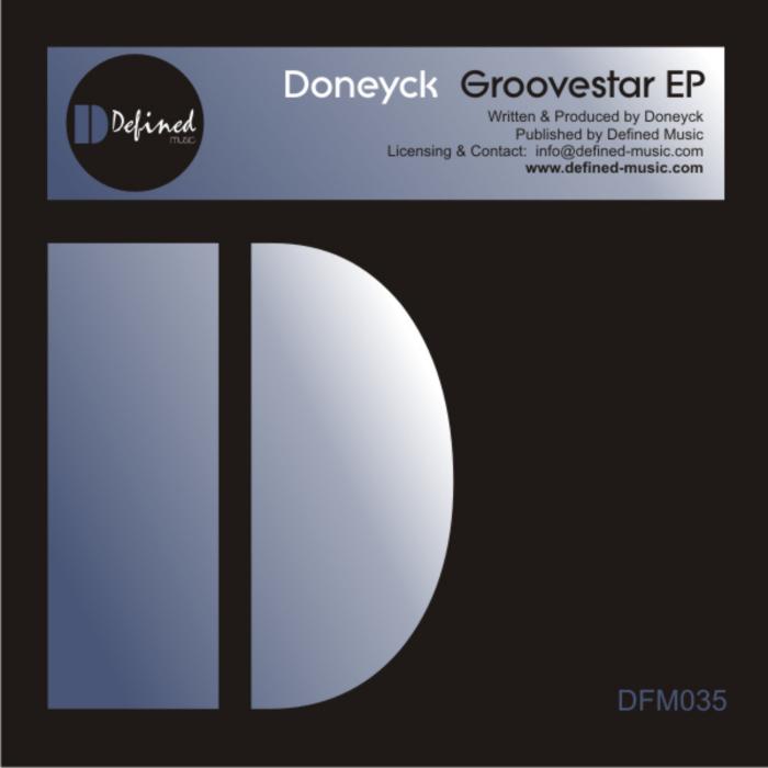 DONEYCK - Groovestar EP