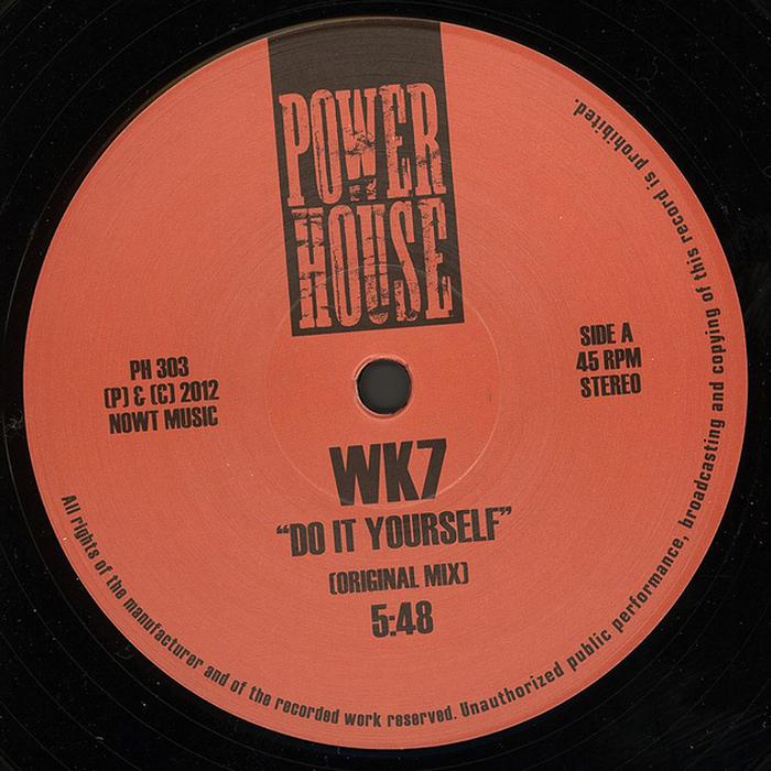 WK7/HEAD HIGH - Rave