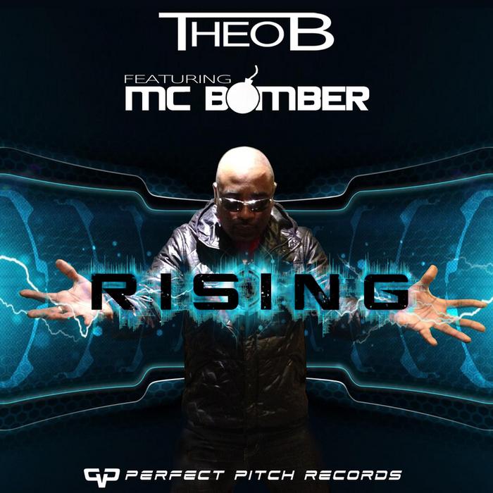 DJ THEO B feat MC BOMBER - Rising