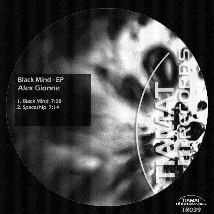 GIONNE, Alex - Black Mind