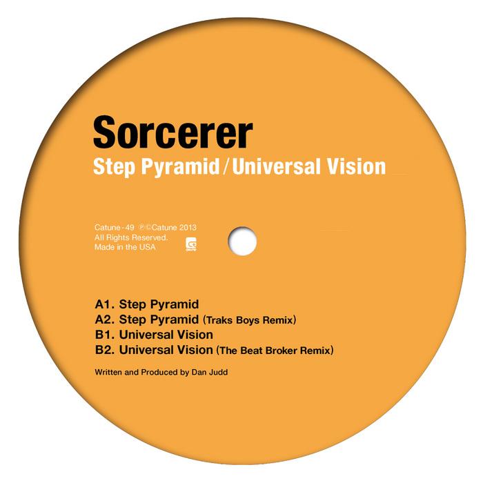 SORCERER - Step Pyramid/Universal Vision