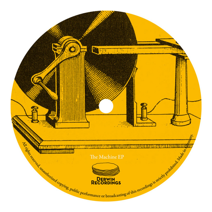PROMMER & BARCK - The Machine EP